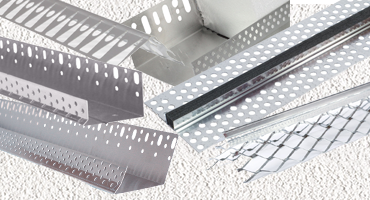 Peninsula Render Supplies has a large stock of angles and profiles to choose from.